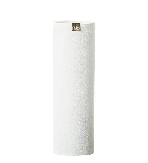 LOISTE living | Cylinder Maljakko | Valkoinen