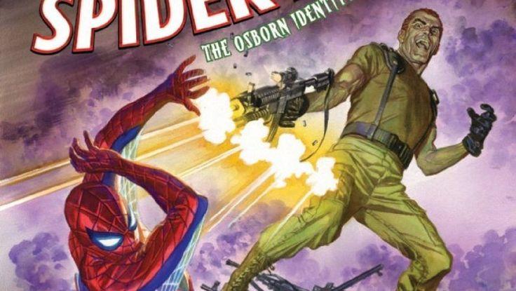 """""""El Asombroso Spiderman #132. El Caso Osborn I"""" (Dan Slott, Stuart Immonen y otros, Panini Cómics)"""