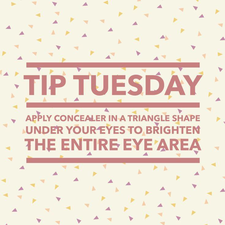 tip Tuesday, makeup tips, beauty hacks, makeup tips and ...