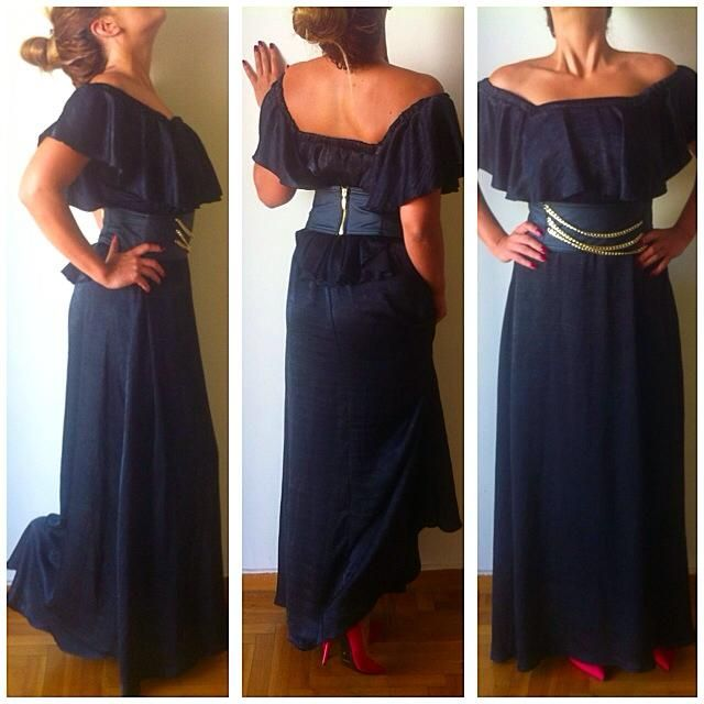 AMAZING SEXY LONG DRESS http://titi-lulu-boutique.myshopify.com/products/long-open-shoulder-dress