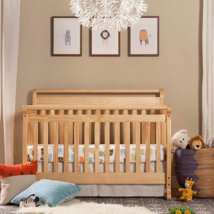 Die besten 25+ umbaubares Babybett Ideen auf Pinterest - schlafzimmer einrichten mit babybett