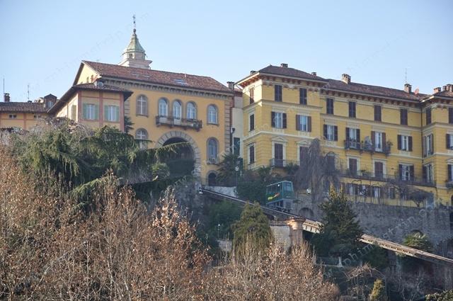 Il Piazzo visto da Biella - Piemonte - Italia