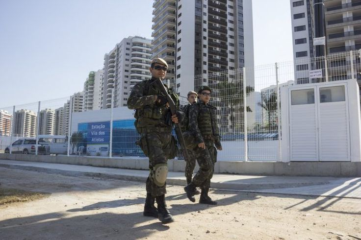 Less than a week before the 2016 Rio Olympics are set to start, the Brazil Ministry of Justice terminated its contract with a private firm that was supposed to provide security for the games.  It's not hard to see why the Ministry of Justice reacted so harshly.  With only a few days left until the first