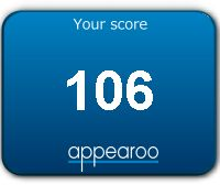 My current score is  106. The score represents my online appearance value. See my entire social presence: http://appearoo.com/SunKuWriter Get your own social presence tool: http://appearoo.com/?r=gnS6crJ3bPNI