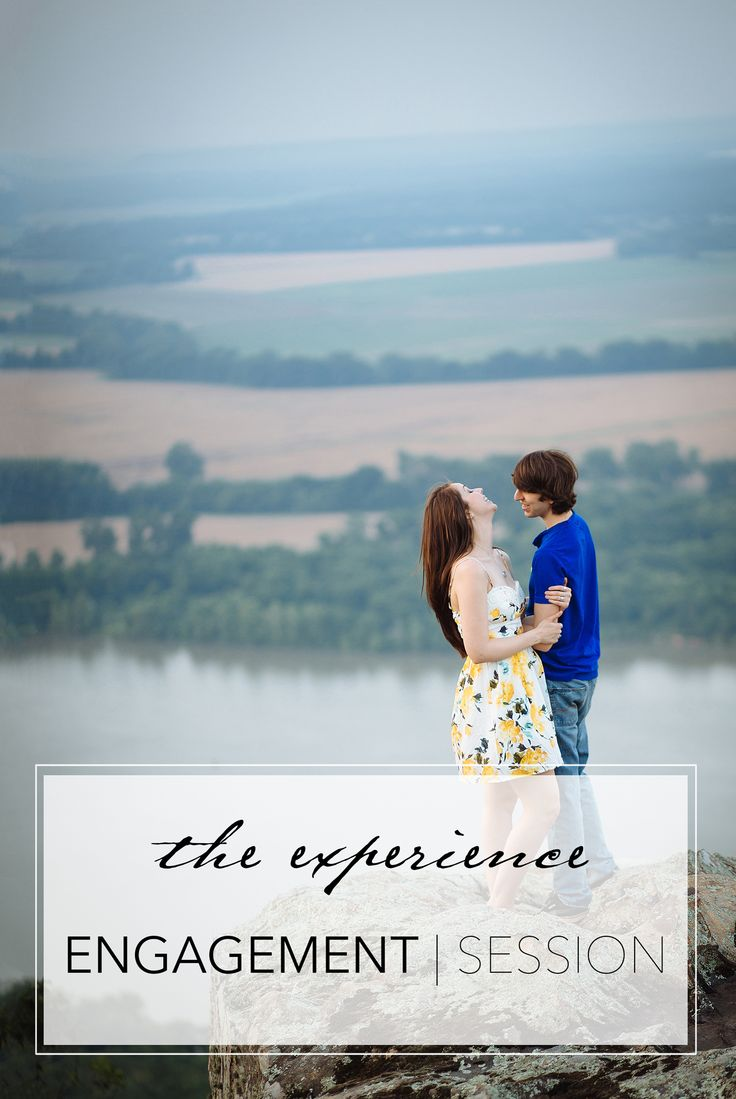 The Stephanie Nunley wedding photography experience: The engagement session.