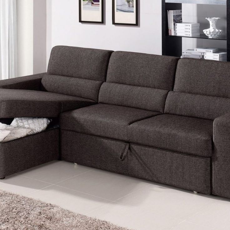 Sectional Sleeper Sofas With Storage
