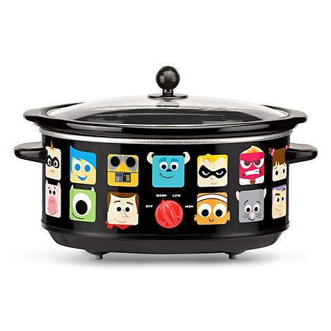Disney•Pixar Collection 7-Quart Slow Cooker