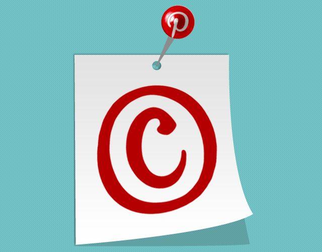 Pinterest vs droit d'auteur - très bon article d'OWNI