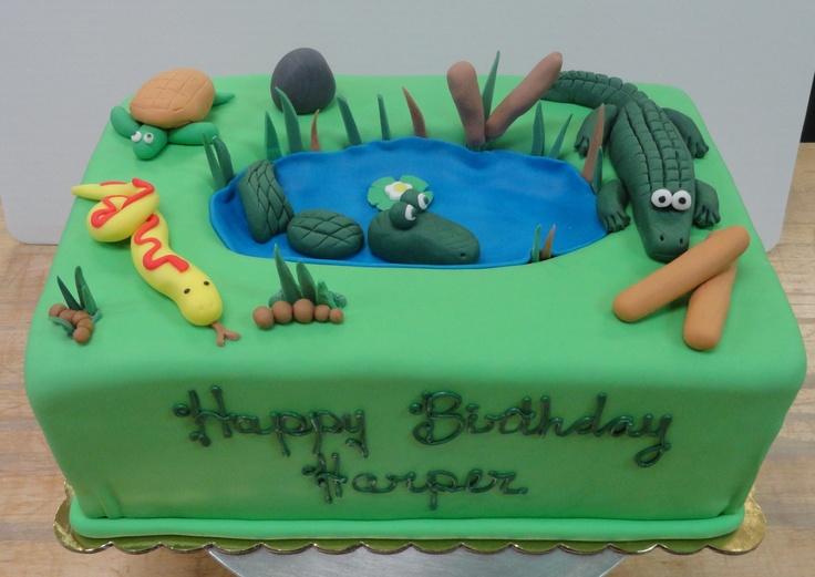 Custom Birthday Cakes Utah