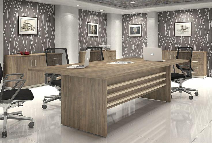 Conheça nossos móveis para escritório, Mesa de Reunião, Balcão, Expositor, Mesa de Atendimento, Telemarketing, Painel para TV, acesse nosso catálogo aqui!