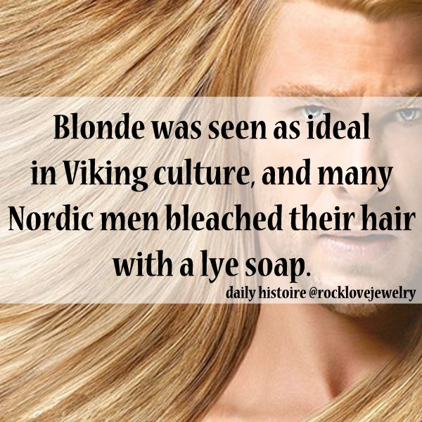 Daily Histoire   Viking Hygiene - How to look Fabulous while...pillaging!