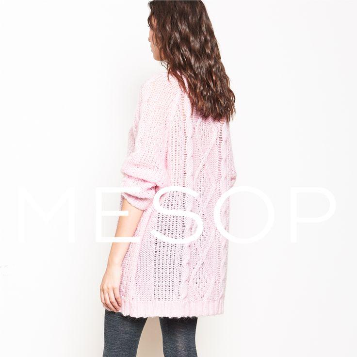 Mesop Winterfell Jumper Dress & Merino Leggings   Winter 2016 Collection 'Heide' www.mesop.com