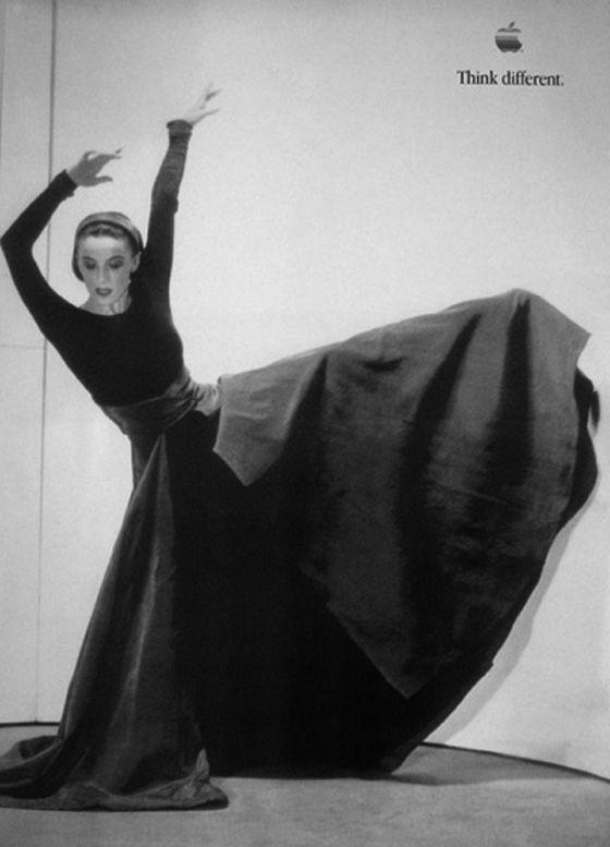 モダンダンス の開拓者の一人 マーサ・グレアム* 世界のダンスまとめ *