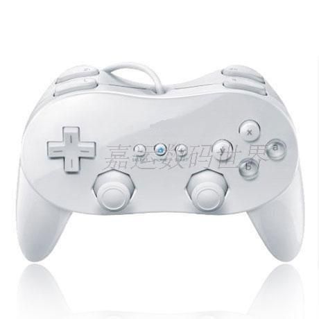 Wholesale Free Shipping 1 Piece New Classic Pro Controller For Nintendo Wii Game Remote