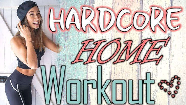 Fatburn Workout - 25 Min Hardcore HIIT - Kurzhanteltraining - Profi 2 Bo...