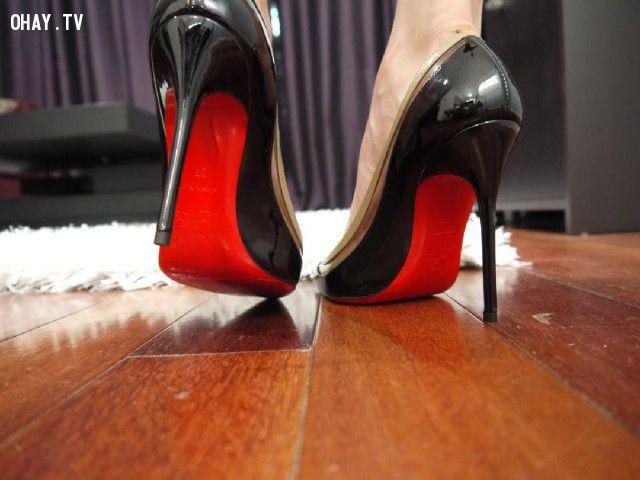 Miếng dán đế giày