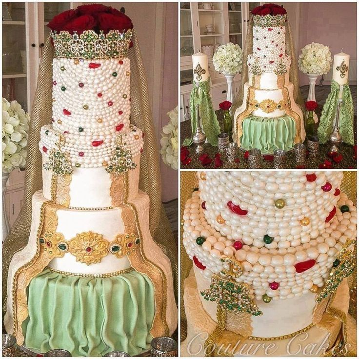 Mehndi Cake Table : Cake spécial mariage ️المغرب morroco ️ pinterest
