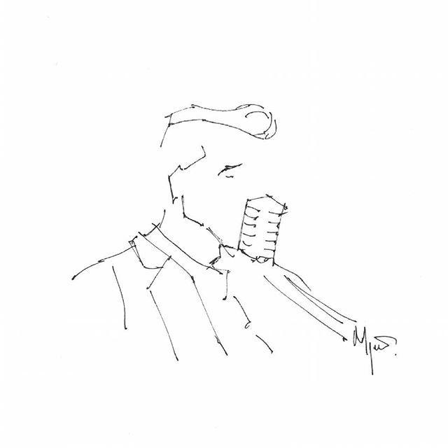 Gitmek gitmektir işte, Hepsi bu.. #cemadrian #sketch
