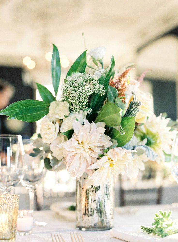 #Centerpiece | See the wedding on #SMP Weddings: http://www.stylemepretty.com/2012/11/20/hudson-valley-wedding-at-ham-house-from-jen-huang/ Jen Huang Photography