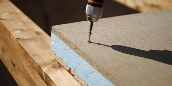 Aislamiento térmico, eficiencia energética, envolvente térmica, sostenibilidad… Son cualidades que aportan a cualquier vivienda los paneles sándwich THERMOCHIP® | #THERMOCHIP #panelsandwich #madera #decoracion #interiorismo