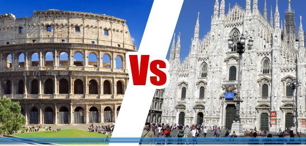 Meglio Roma o Milano in Comunicazione? Dati Ufficiali http://mediacomunicazione.net/2014/09/03/roma-milano-in-comunicazione-tutti-i-numeri/