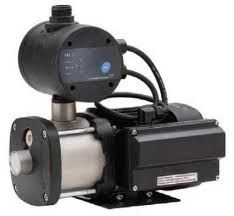 Grundfos CMB-SP 1-36 single phase automatic pressure pump with s/steel pump end and run-dry protection, 22 L/min @ 275 kPa