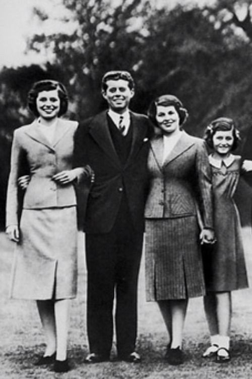 Jackie Kennedy Grandchildren: 1000+ Images About Rosemary Kennedy On Pinterest