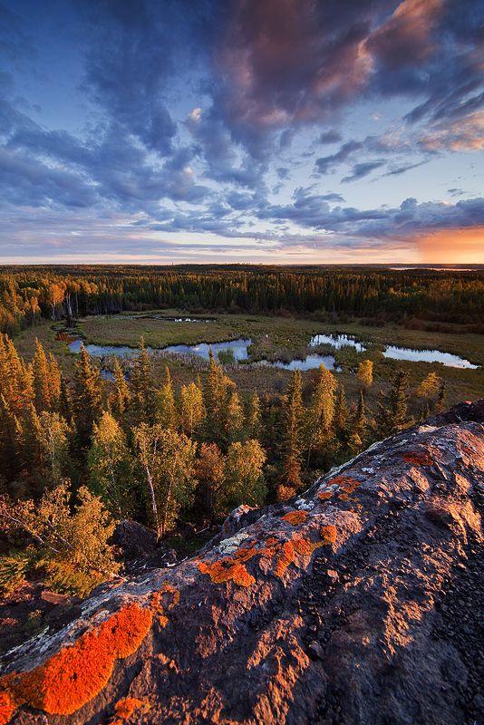Yellowknife ,Canada   by *IneffableWarrior on deviantART
