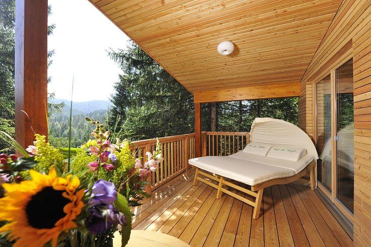 Das Kranzbach Baumhaus - Nur viel komfortabler. (via @Das Kranzbach) - www.daskranzbach.de