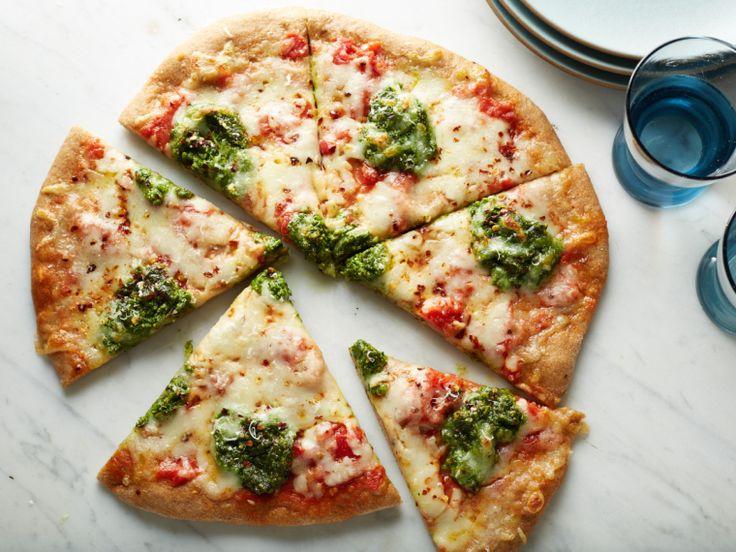 Σπιτική πίτσα μαργαρίτα