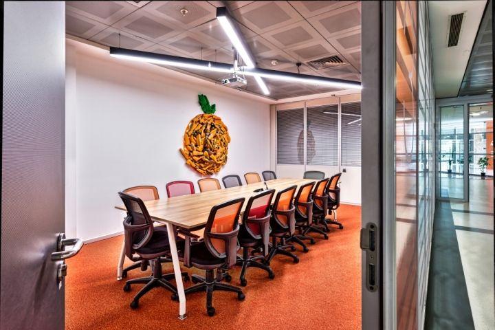 Ziylan General Management Office by CBTE Architecture, Istanbul – Turkey » Retail Design Blog