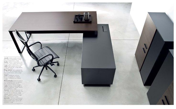 Uffici direzionali Velvet #arredo #design #uffici www.paolocavazzoli.it