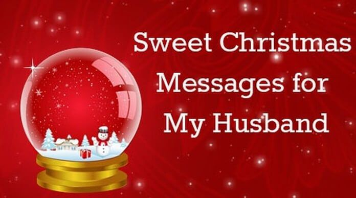 Sweet Christmas wishes for the husband are sweet and make a husband feel good. The sweet short Christmas wishes can be sent through text messages with sweet words and also through sweet cards with …