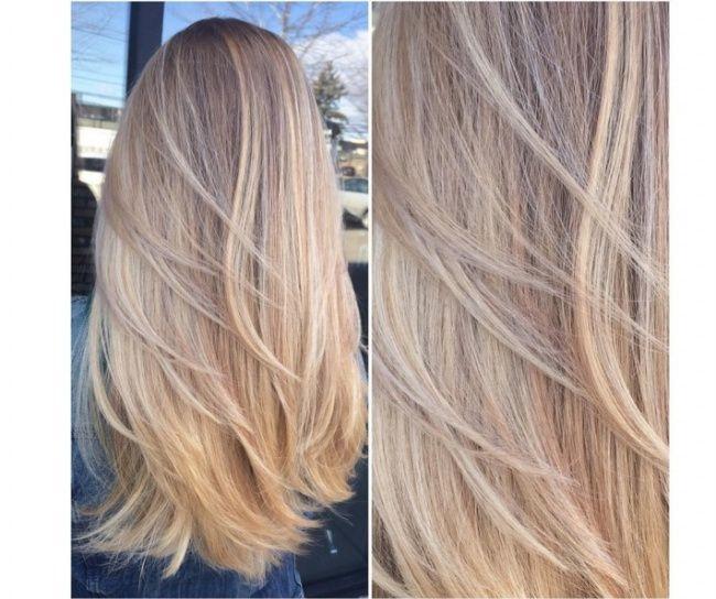 Modny kolor włosów blond - 20 super pomysłów na wiosenną odmianę - Strona 22