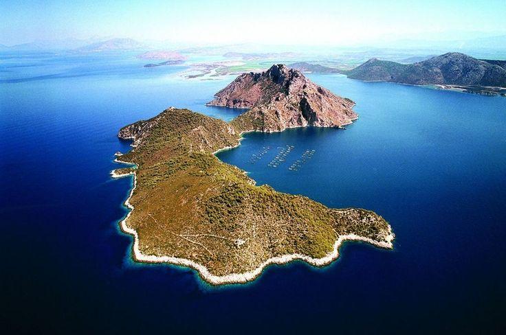 Súkromný raj za pár miliónov. Tieto grécke ostrovy sú na predaj