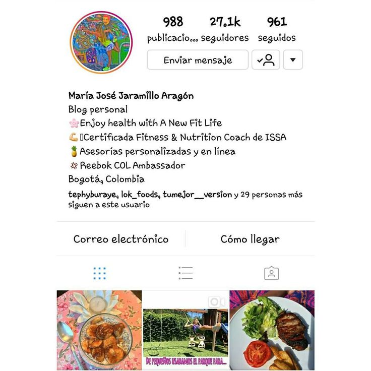 CUENTAS DE RECETAS - INSTAGRAM   https://www.instagram.com/catalina_mozzon/