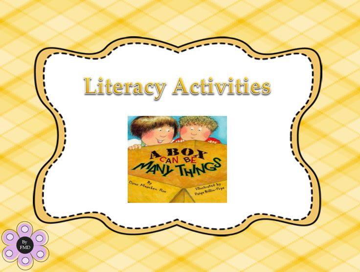 A Box Can Be Many Things - Literacy Activities_Page_01