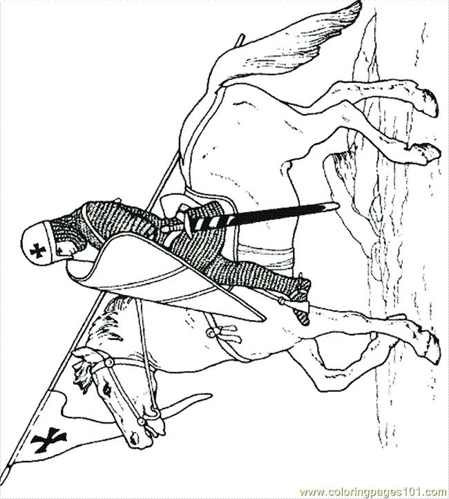 John Waterhouse Coloring Page