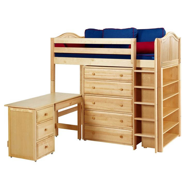 maxtrix loft beds with storage choose the height ladder or staircase u0026 the storage units available in white natural u0026 chestnut all maxtrix beds are