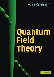 Resultado de imagen para quantum field theory srednicki