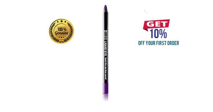 Milani Liquid Eye Liquid-Like Eyeliner Pencil (Sharpenable) - 07 Perfect Purple