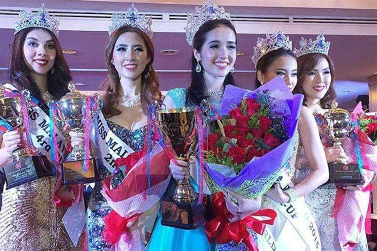 Brynn Zalina Lovett crowned Miss Malaysia World 2015