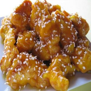 The Perfect Honey Chicken Recipe