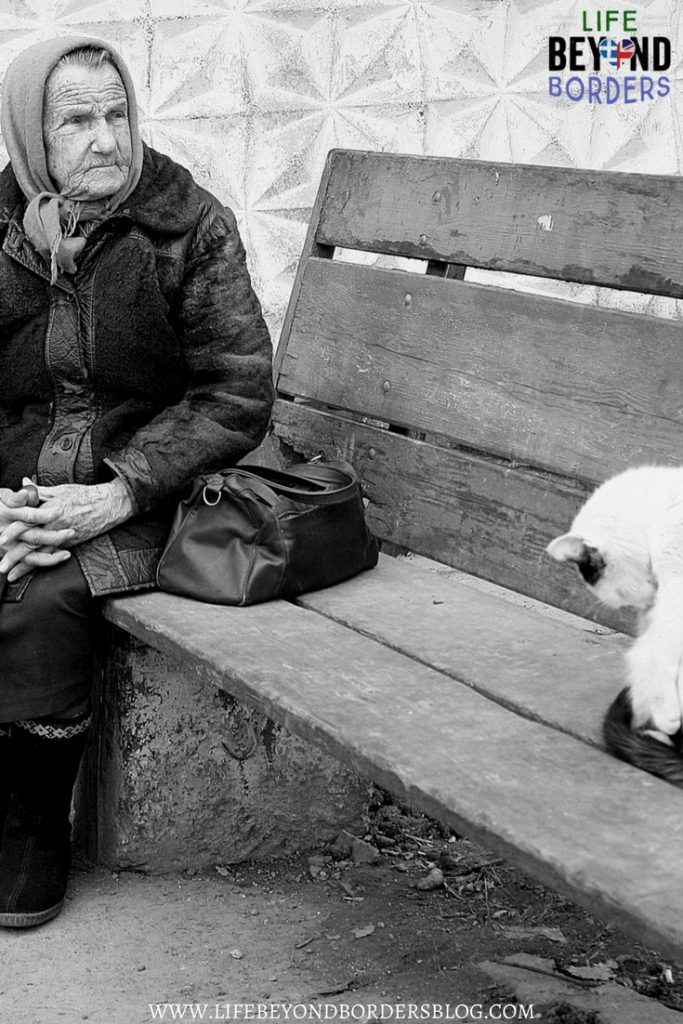 Greek YaiYai - or Granny. Why Greeks might spit at you, especially elderly Greeks - LifeBeyondBorders #Greece #GreekCulture #Europe #VisitGreece