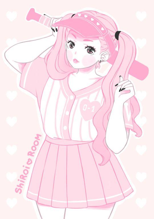 anime kawaii pastel: Pastels, Pastel