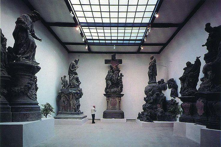 Lapidárium (Lapidary) - Exhibition of Stone Monuments #prague#child#family#czech#fun#child-friendly#holiday#museum