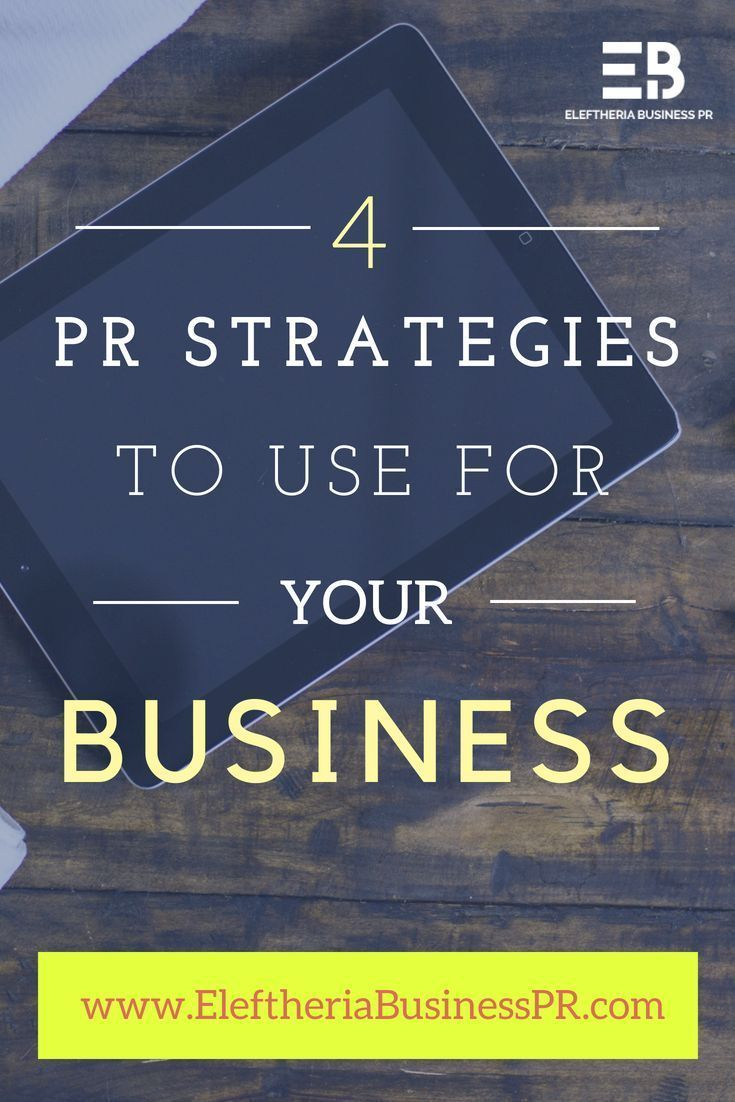 4 Elements Of Strategic Pr And How To Use It To Be Successful Marketing Strategy Examples Content Marketing Strategy Digital Marketing