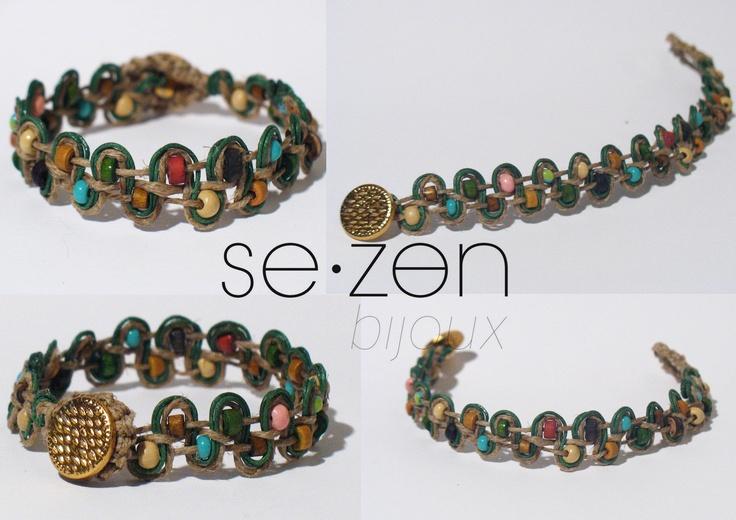 hemp waves & beads