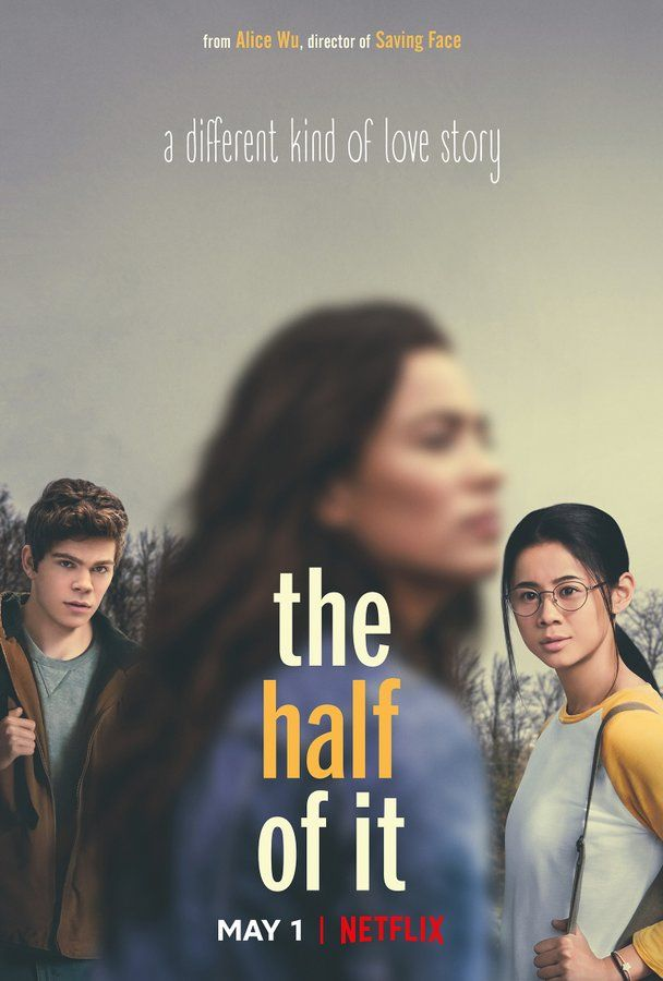 Poster The Half Of It Good Movies Netflix Movies 2020 Movies