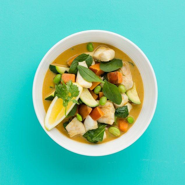 Panang Fish Curry